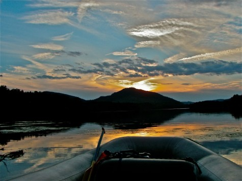 Relax and take in the beauty of Maine's wilderness on or 2 day overnight trip!